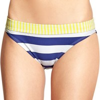 Women's Striped Bandeau Bikinis