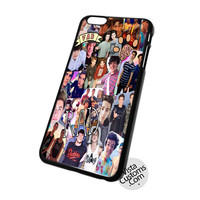 Magcon Boys Family Collage Cover Cell Phones Cases For Iphone, Ipad, Ipod, Samsung Galaxy, Note, Htc, Blackberry