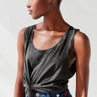 UO Tsunami Tied Tank Top | Urban Outfitters