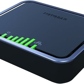 NETGEAR LB1120-100NAS 4G LTE Modem – Instant Broadband Connection (LB1120) *