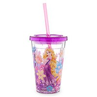 Rapunzel Tumbler with Straw - Small | Disney Store