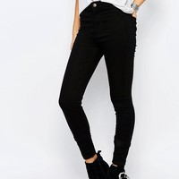 New Look Super Skinny Disco Jeans at asos.com