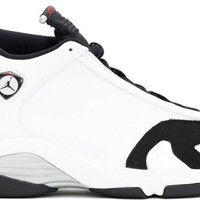 "AIR JORDAN 14 RETRO ""BLACK TOE"""
