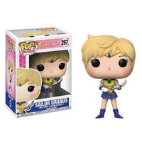 Sailor Moon Sailor Uranus Pop! Vinyl Figure #297