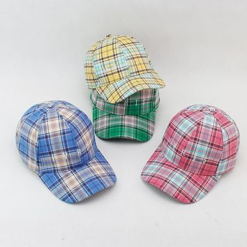 Trendy Winter Jacket Letter Paris Plaid Baseball Cap New Fashion Men Women Casual Outdoor Dad Hats Justin Bieber Hip Hop Caps Bones Snapback Hats AT_92_12