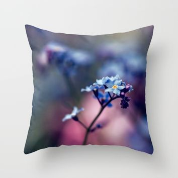 Dream Throw Pillow by Kristopher Winter