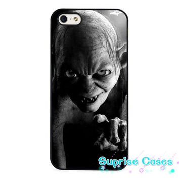 Gollum Lord Of The Rings Hobbit 23 Case Cover for iphone 5s 5c SE 6 6s 6plus 7 7plus Samsung galaxy note7 s3 s4 s5 s6 s7 edge