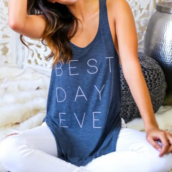 Best Ever Day Prints Tank Top Shirt