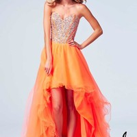 Cassandra Stone 61652A at Prom Dress Shop