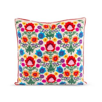 Karma Living Tulip Pillow