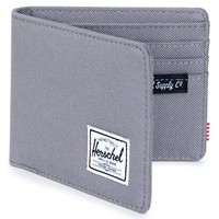 Men's Herschel Supply Co. 'Roy' Bifold Wallet - Grey