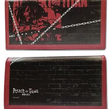 Eren Titan - Wallet - Attack on Titan