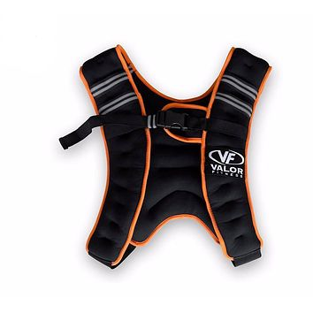 Valor Fitness EH-18 18lb Weight Vest