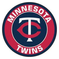 Minnesota Twins MLB Round Floor Mat (29)