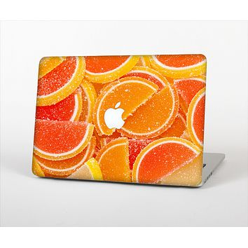 """The Orange Candy Slices Skin Set for the Apple MacBook Pro 13"""""""