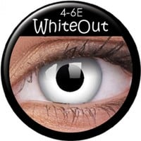 ColourVue White Out Coloured Contacts