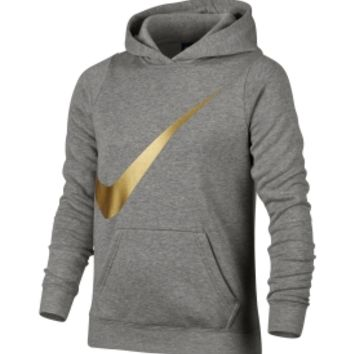 Nike Girls' Sportswear Graphic Hoodie | DICK'S Sporting Goods