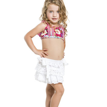 Agua Bendita Cristal - Highend Kids Skirt