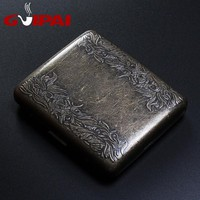 20 Pack Cigarette Case Cigarette Box