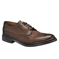 Frye James Wingtip Dress Oxfords - Brown