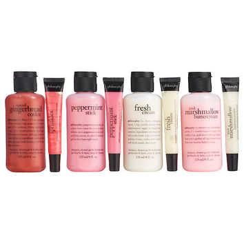 The Gingerbread House Set - philosophy | Sephora