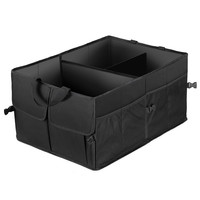 2017 New Design 50L Storage Trunk Car Storage Bag Foldable Multifunction Organizer Box Fit For Any car
