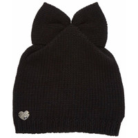Betsey Johnson Bow Winter Beanie Hat