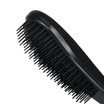 ELFINA Detangling Hair Brush Detangler Hair Comb---Black