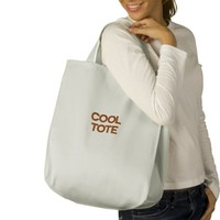 CUSTOM EMBROIDERED TOTE BAG from Zazzle.com