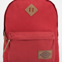 Dickies Canvas Backpack Burgundy One Size For Men 26663332001