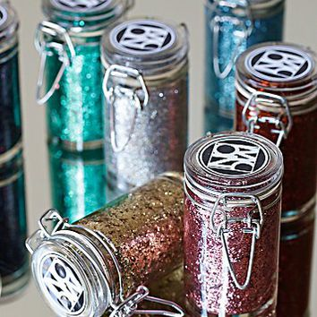 Major Moonshine Womens Hair Glitter Gel Full Set