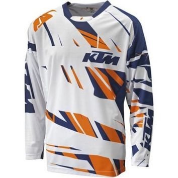 NEW MOTO GP Sports Jersey Bicycle Cycling Bike downhill Jerseys New Arrival for ktm Motorcycle Riding Team Riding Jersey T