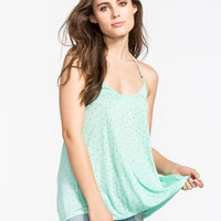 Rip Curl Celebration Womens Tank Green  In Sizes