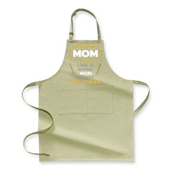 Jedi Master Mom Just Like Normal Mom Except Way Cooler, Mother's Day Apron