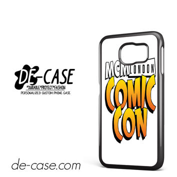 London Comic Con DEAL-6631 Samsung Phonecase Cover For Samsung Galaxy S6 / S6 Edge / S6 Edge Plus