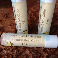 Blemish Bee-gone  **All Natural and Organic**  Pimple cream, Zit Zapper, Acne treatment, cold sore, fever blister.