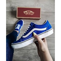 Vans Old Skool Blue Sneaker