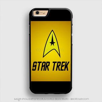 Star Trek Logo iPhone 6 Plus Case iPhone 6S+ Cases