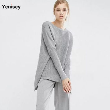Europe in the autumn of 2016 the new women's thread loose sweater hedging AZ8314 version 0815