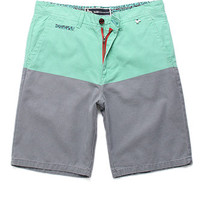 Modern Amusement Parker Blockhead Shorts at PacSun.com