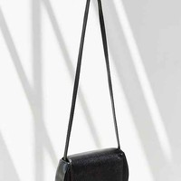 Silence + Noise Structured Moon Crossbody Bag