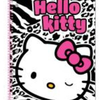 Hello Kitty Spiral Notebook
