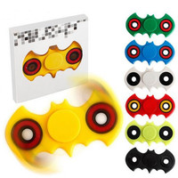 Hand Spinner Fidget Cube Batman Gro EDC Tri-Spinner Toy Adults ADHD Focus Gifts Anti Stress Wheel Toys Stres Spiner