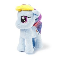 My Little Pony Plush Rainbow Dash  | Claire's