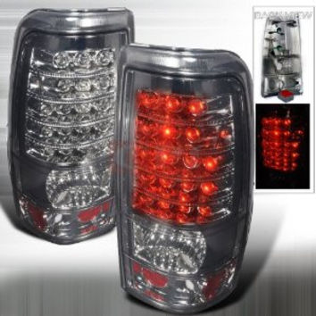 chevy 03 06 chevy silverado led tail lights also fit 04 06 gmc sierra. Black Bedroom Furniture Sets. Home Design Ideas