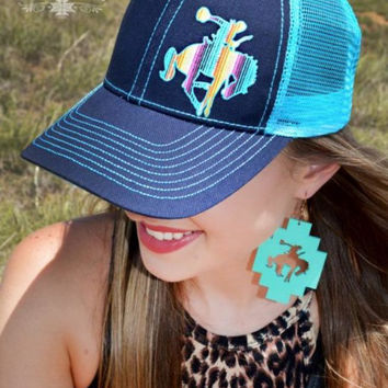 Rodeo Like a Rockstar Cap by Crazy Train