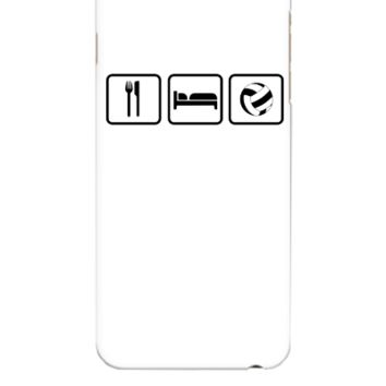 Eat Sleep Volleyball - iphone 6 Plus Case