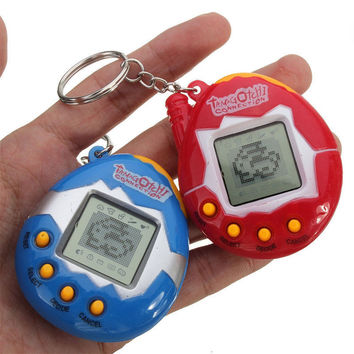 Hot sale Tamagochi 49 in 1 Virtual Cyber Pet Game Tamagochi Funny Retro Game Home Garden Pets Electronic Pets Game Toys