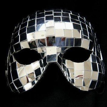 Mirror Mask Gaga Face By Maskupnet On Etsy