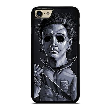 MICHAEL MYERS HALLOWEEN ART Case for iPhone iPod Samsung Galaxy